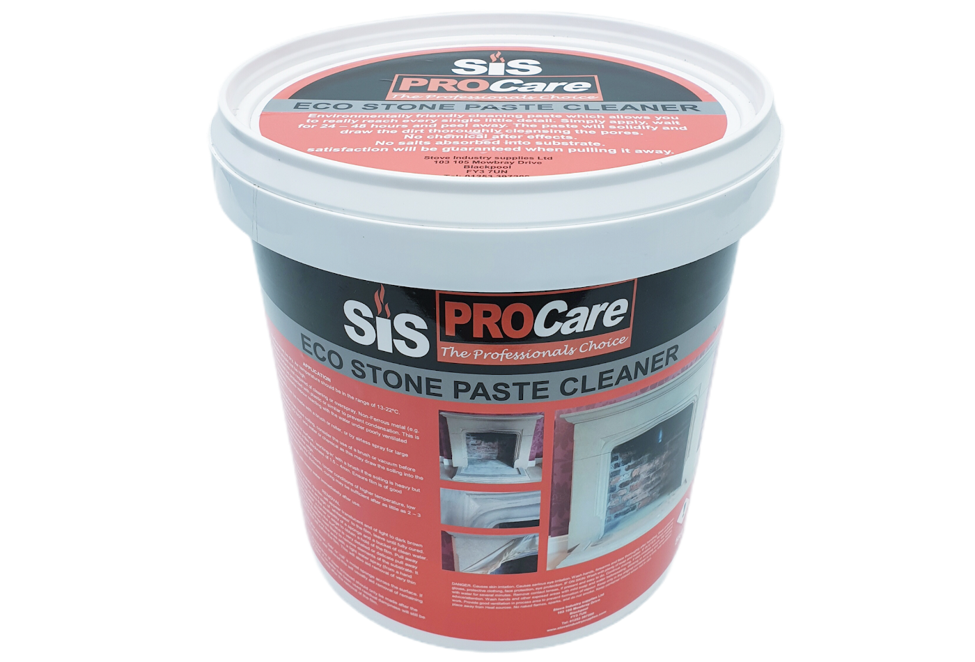 PROCare ECO Stone Paste Cleaner - 5kg Tub