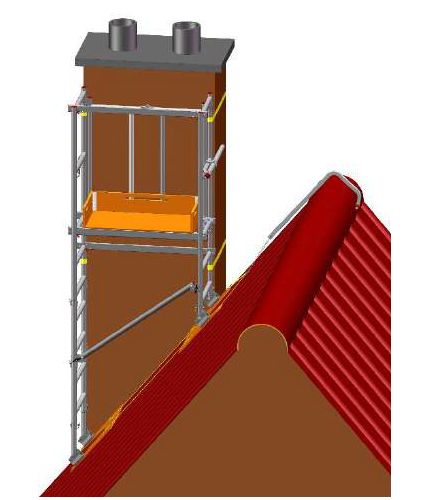 6 in 1 Chimney Access Tower - image 6