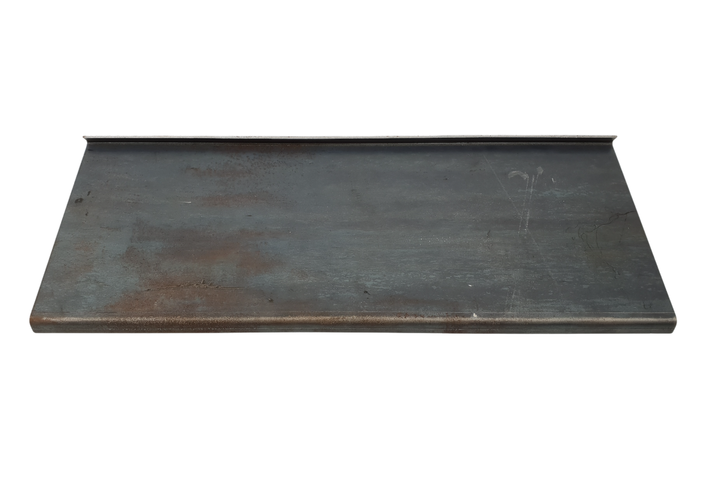 A baffle plate suitable for an Esse 125 stove.