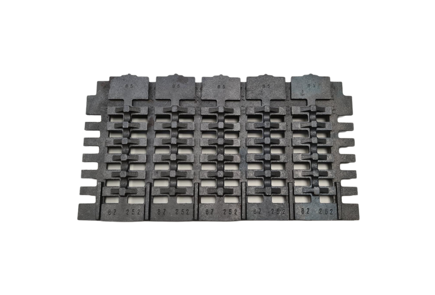 Dunsley Highlander 8 Enviroburn Grate Bar Set