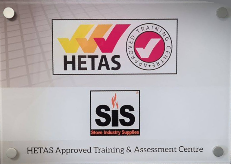 Stove Industry Supplies HETAS Approved Training Centre