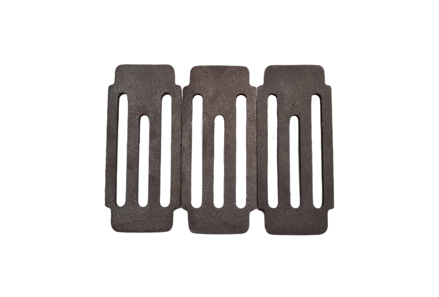 Charnwood C8 Grate Plate Set