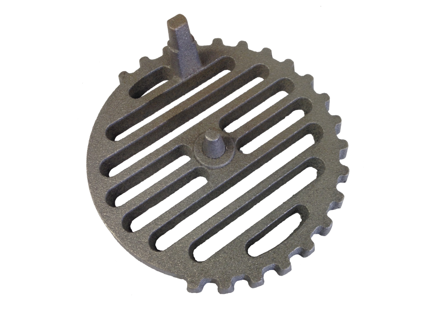 A replacement Grate suitable for Franco Belge Belfort stoves.