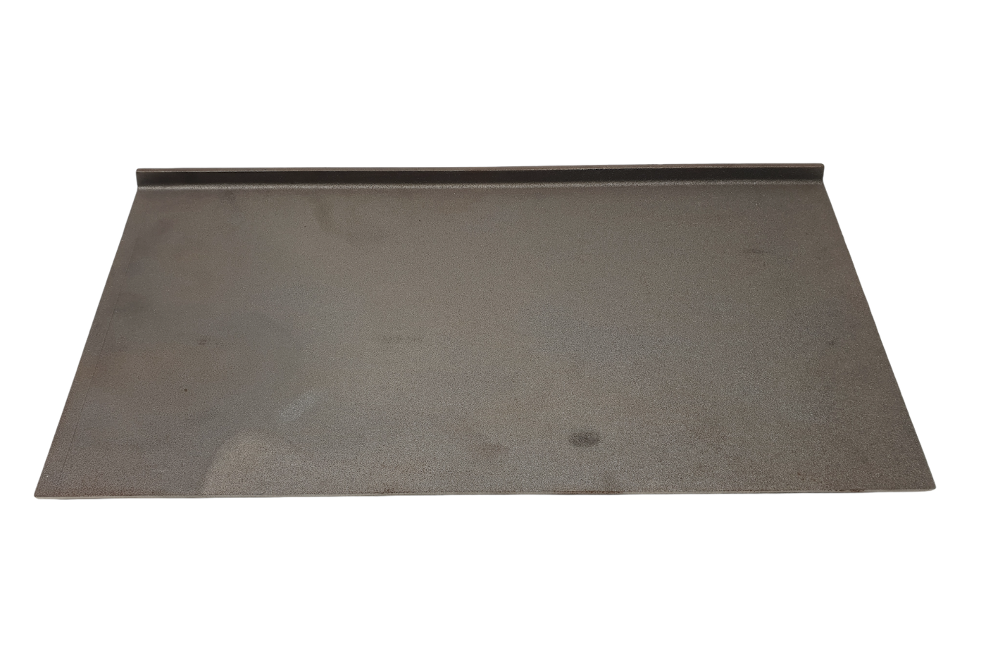 A lower baffle plate suitable for an Morso 08 stove.