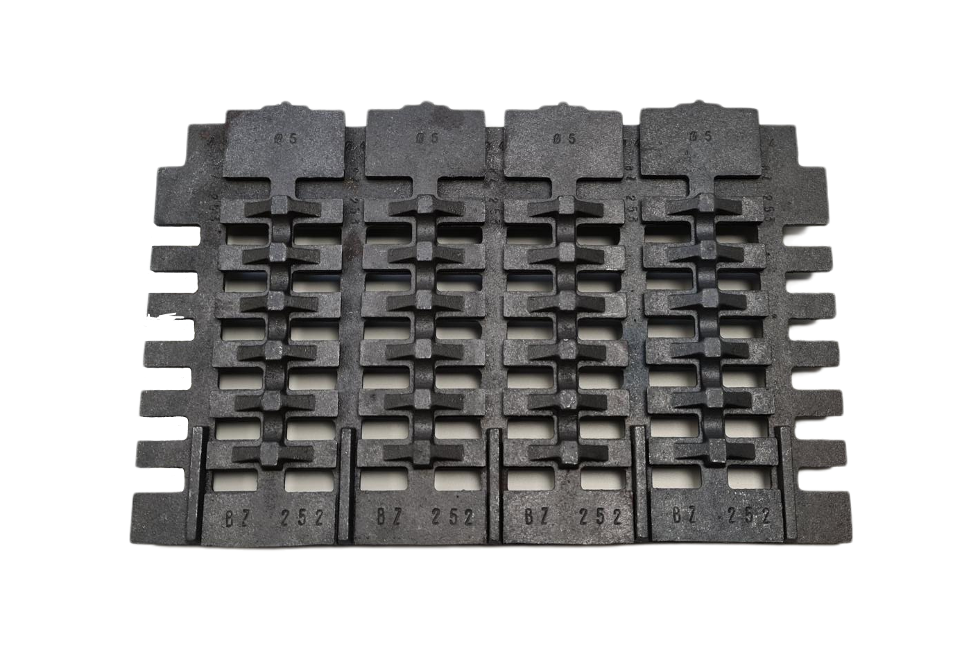 Dunsley Highlander 7 Grate Bar Set
