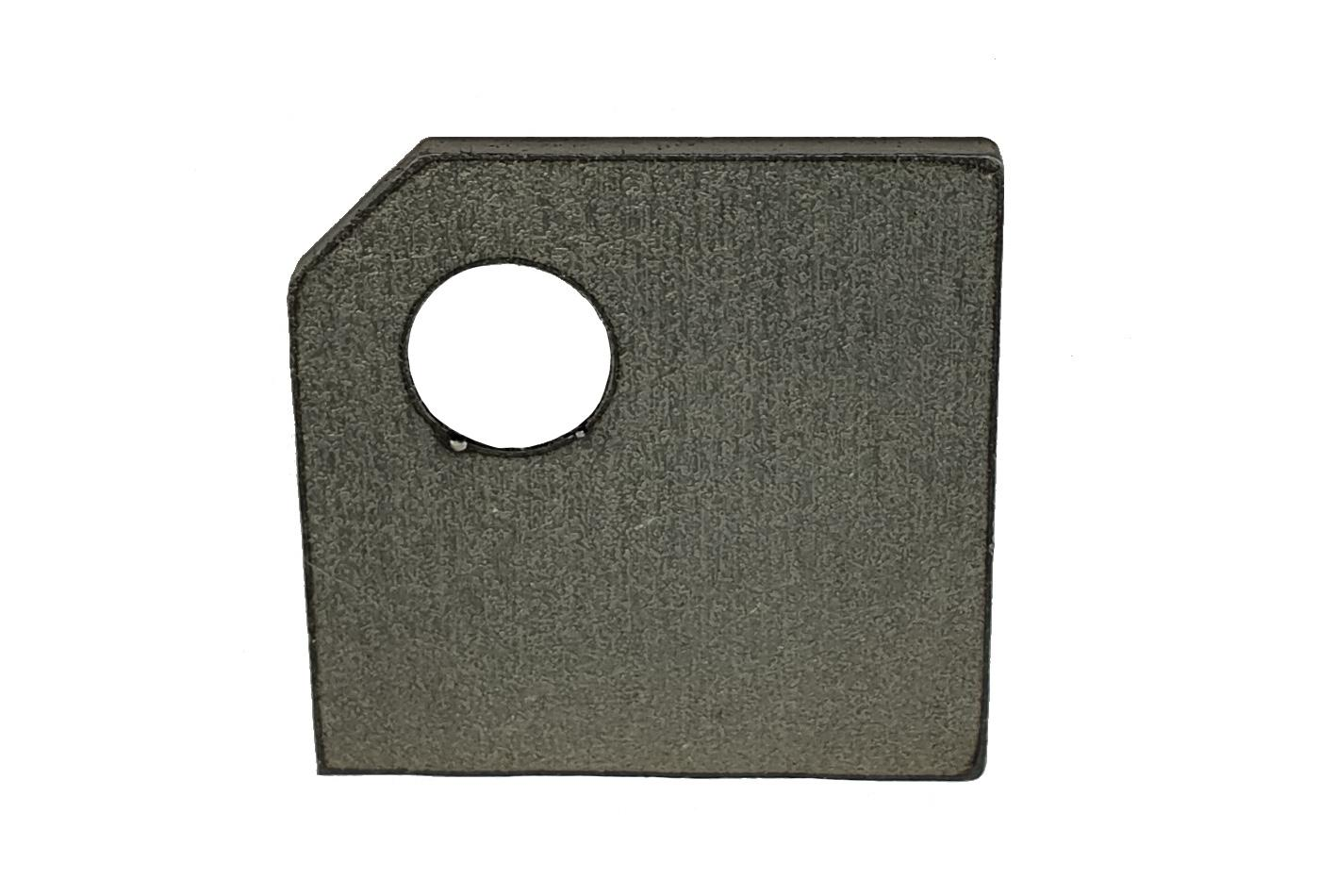 A glass clip and screw suitable for a variety of Aga stove by Stove Industry Supplies.