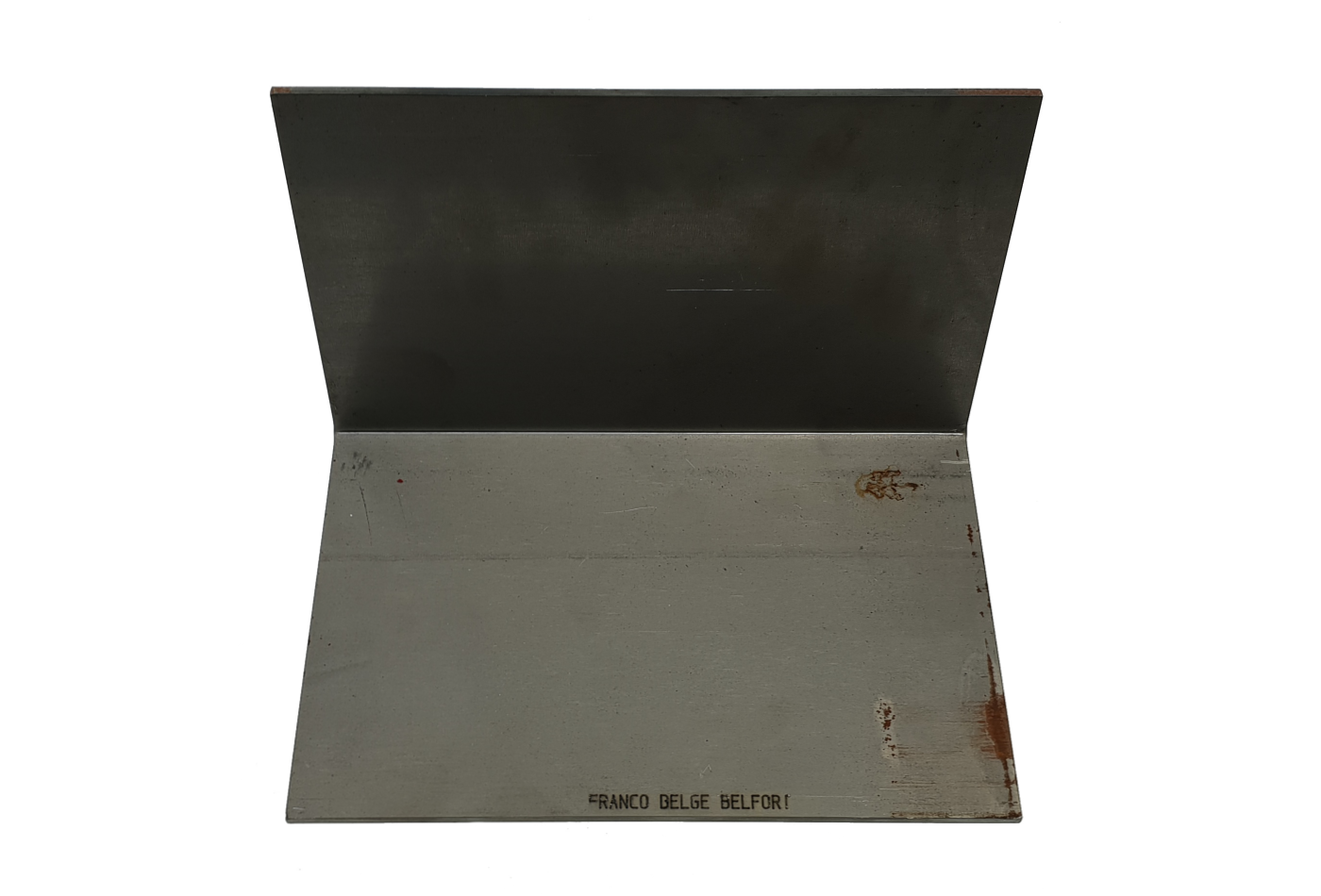 A replacement Baffle suitable for Franco Belge Belfort stoves.