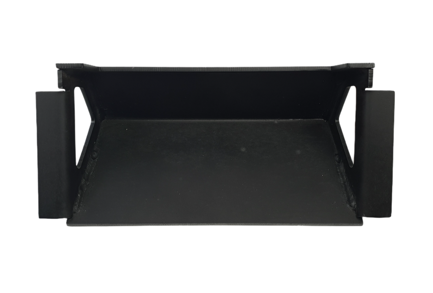 A recouping baffle plate suitable for an Hunter Herald 5 Compact CEII stove.