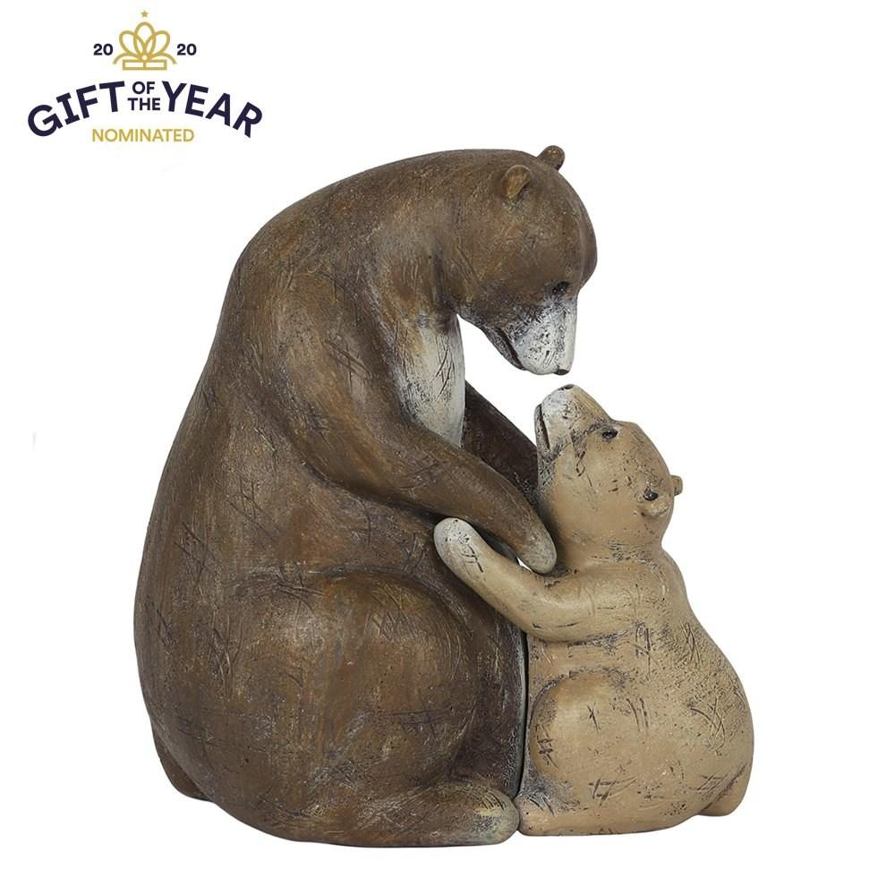 I Love You Beary Much Ornament, this sweet ornament depicts a mother and baby bear which is the perfect representation of the bond between mother and child making it the perfect gift for Mother's Day.