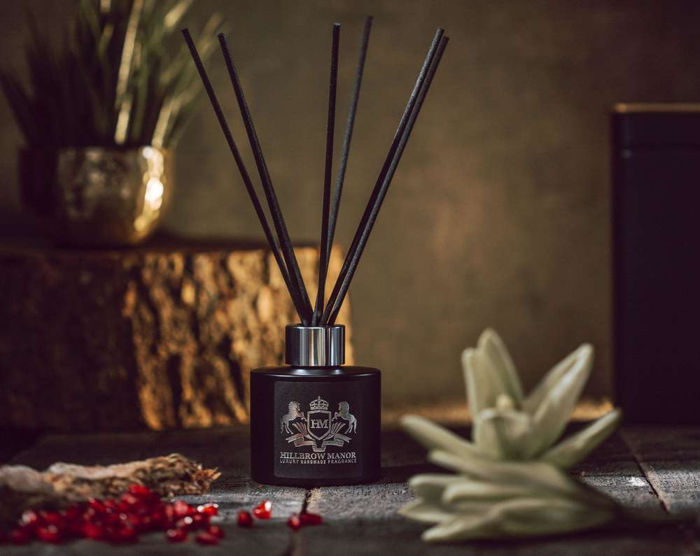 Highly Scented Reed Diffusers  £22.50 + Free P+P