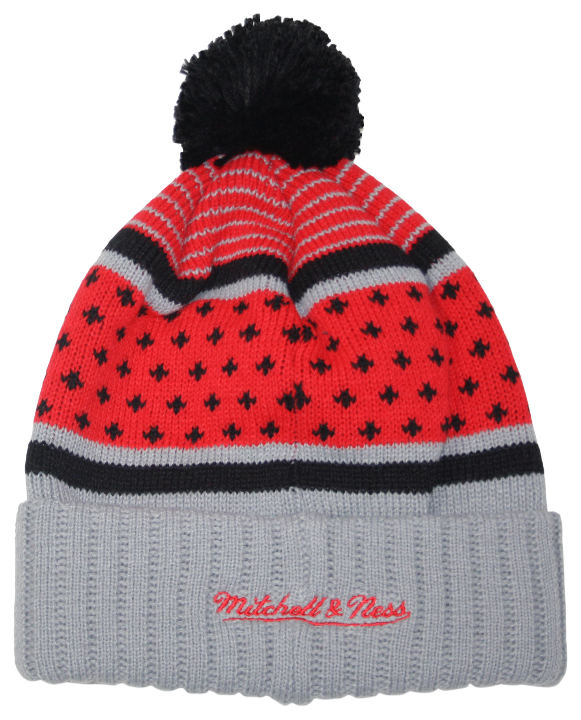 648c8b84a The Highlands Cuffed Pom Beanie Toronto Raptors