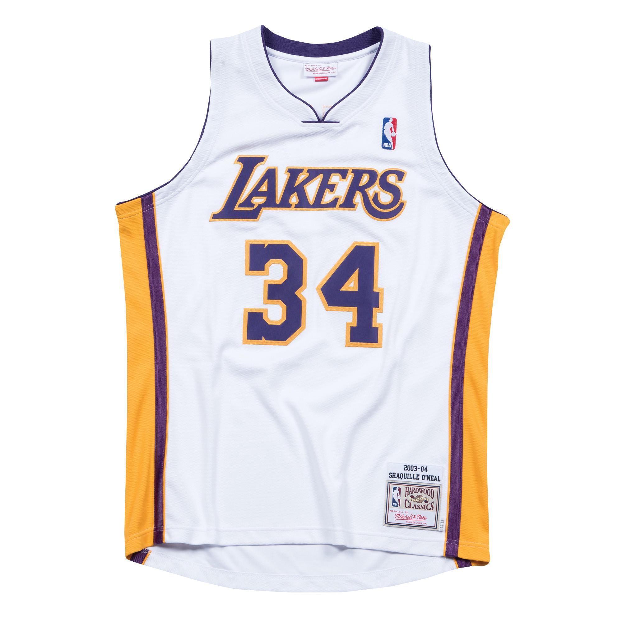 Mitchell & Ness Nostalgia Co. | NBA All-Star Shaquille O ...