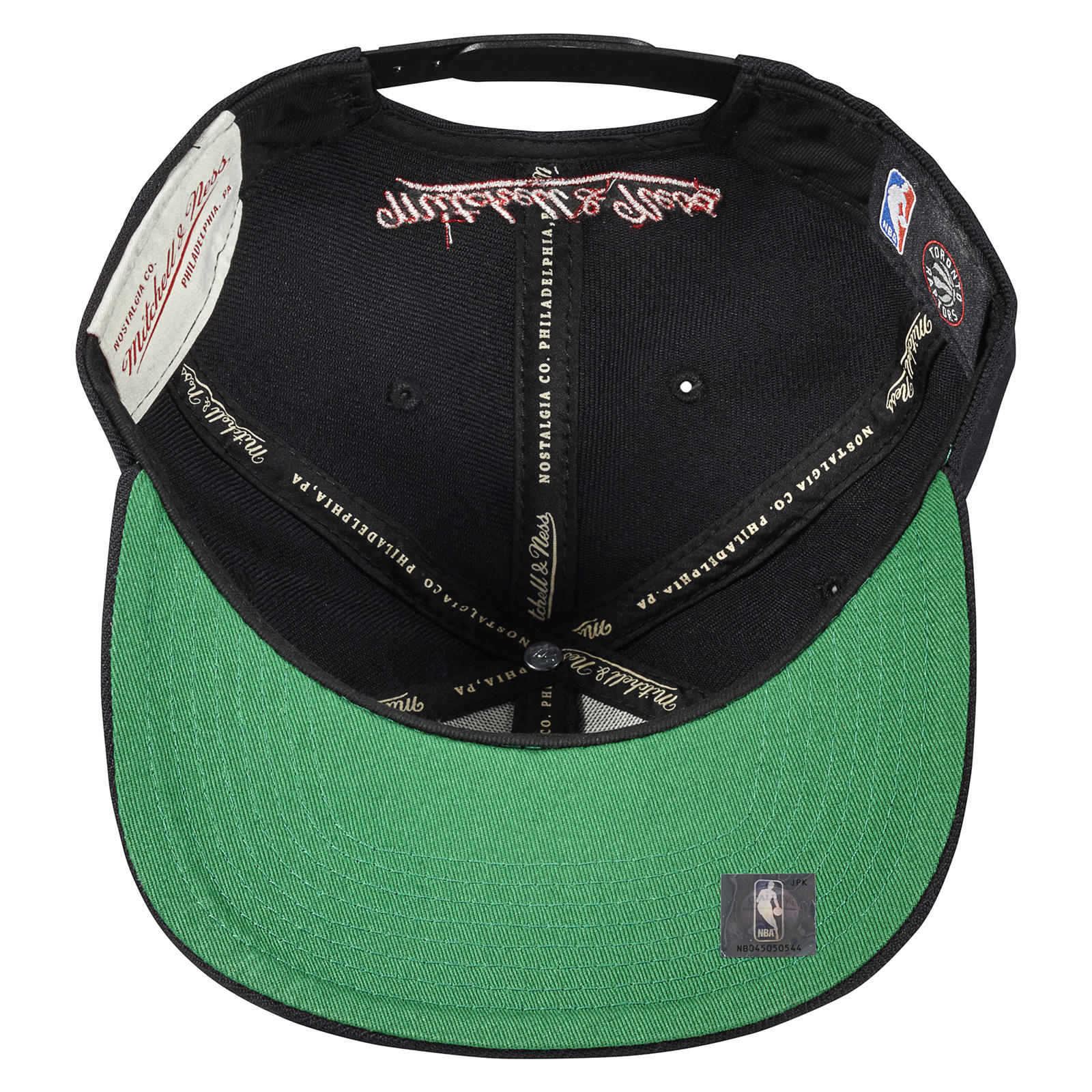 free delivery cheapest sneakers for cheap Mitchell & Ness Nostalgia Co. | Toronto Raptors Wool Solid Snapback