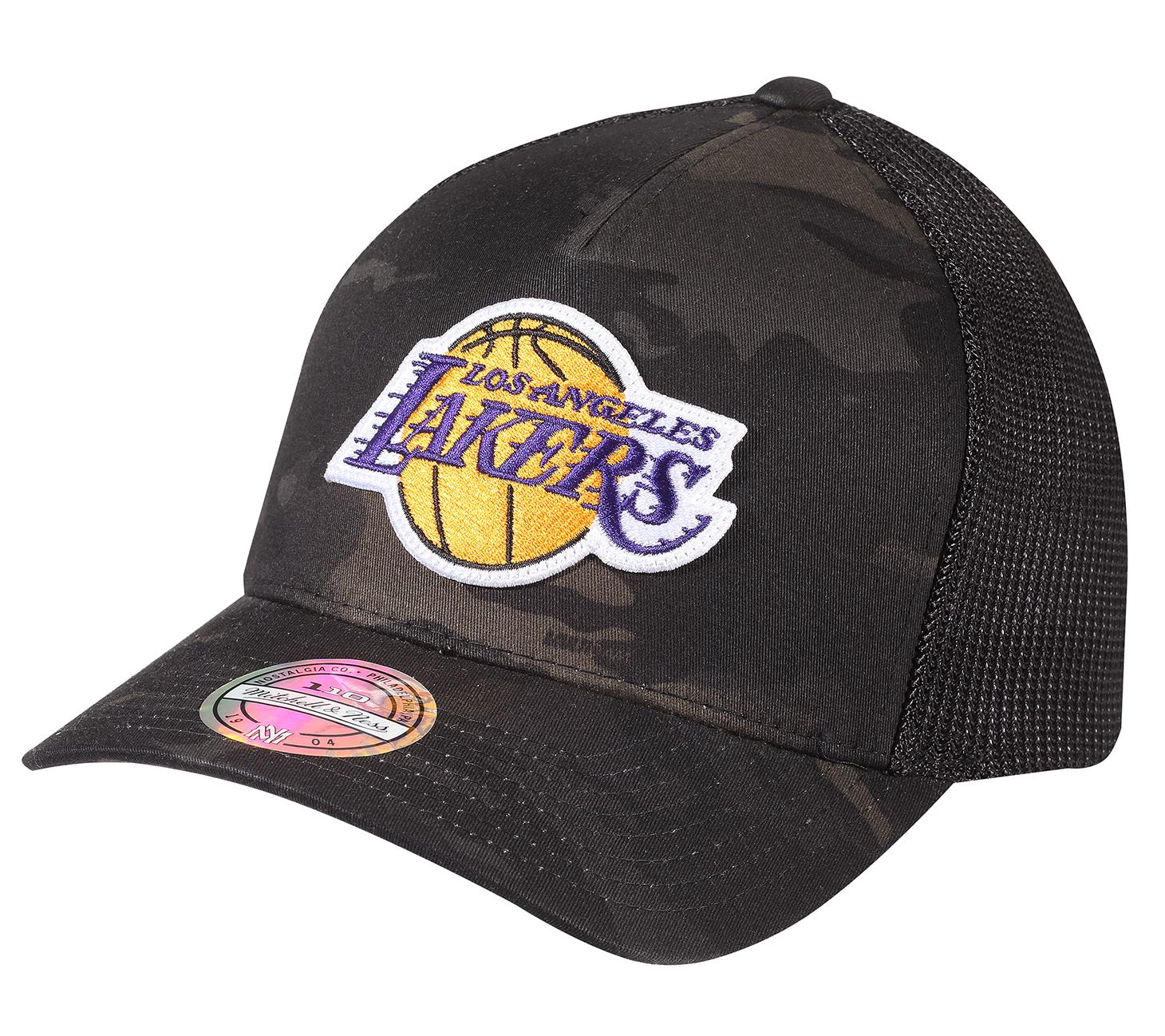 0e88871381540f Multicam Snapback LA Lakers £25.00