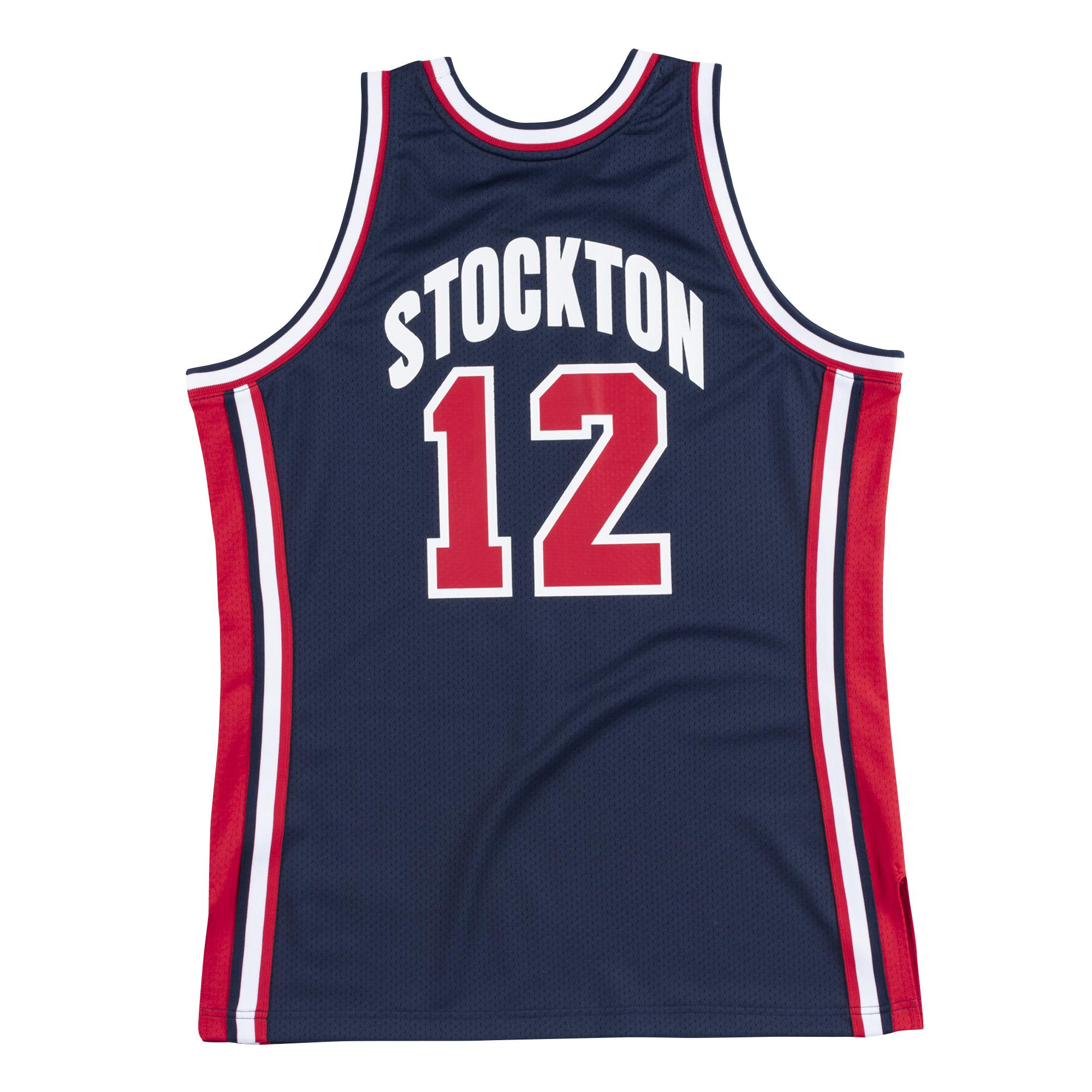 meet 995c8 f2683 Mitchell & Ness | Team USA 1992 Authentic Jersey John Stockton