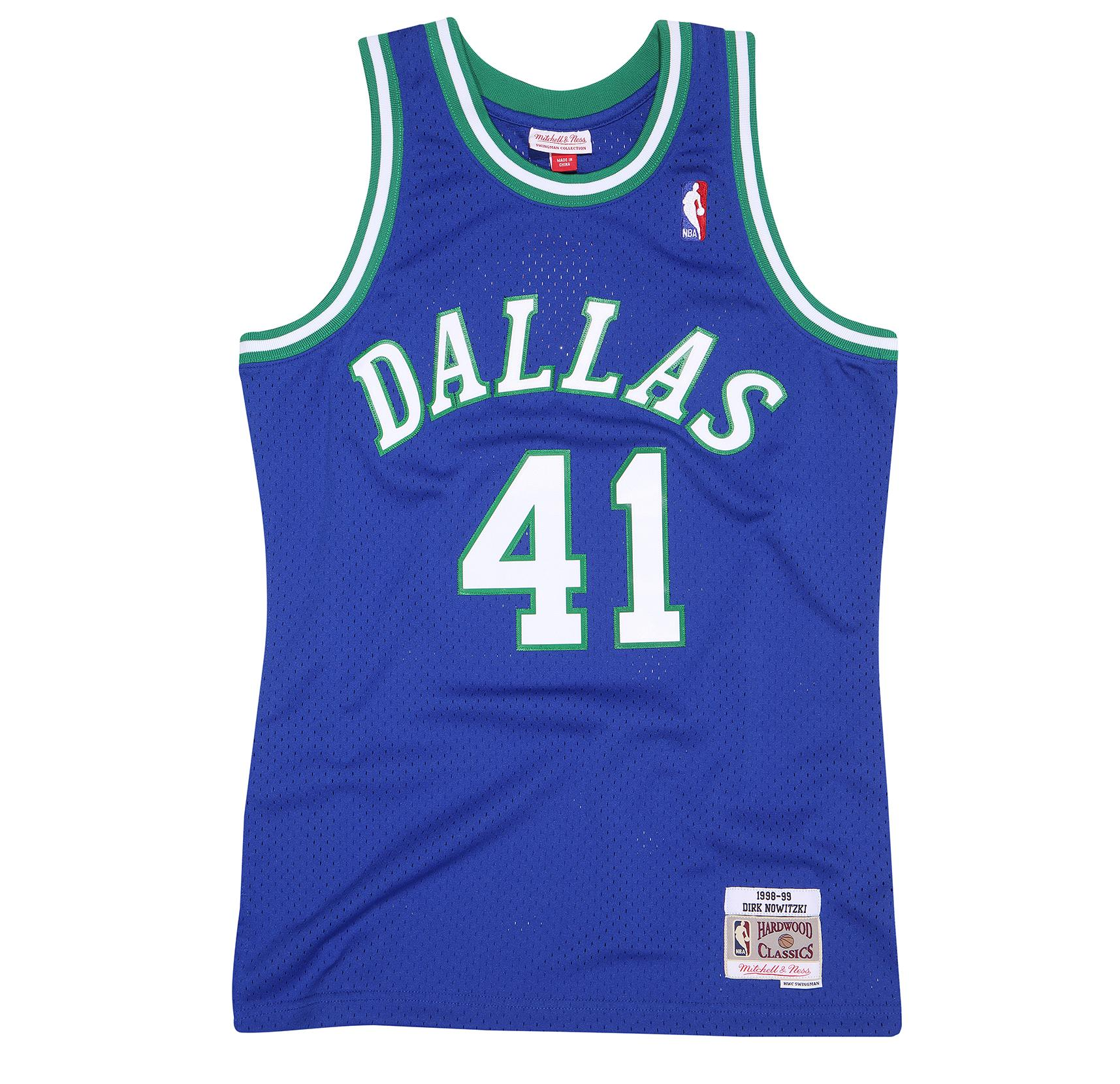... Nowitzki 1998-99 Swingman Jersey Our Price  £90.00 ... ded798e86