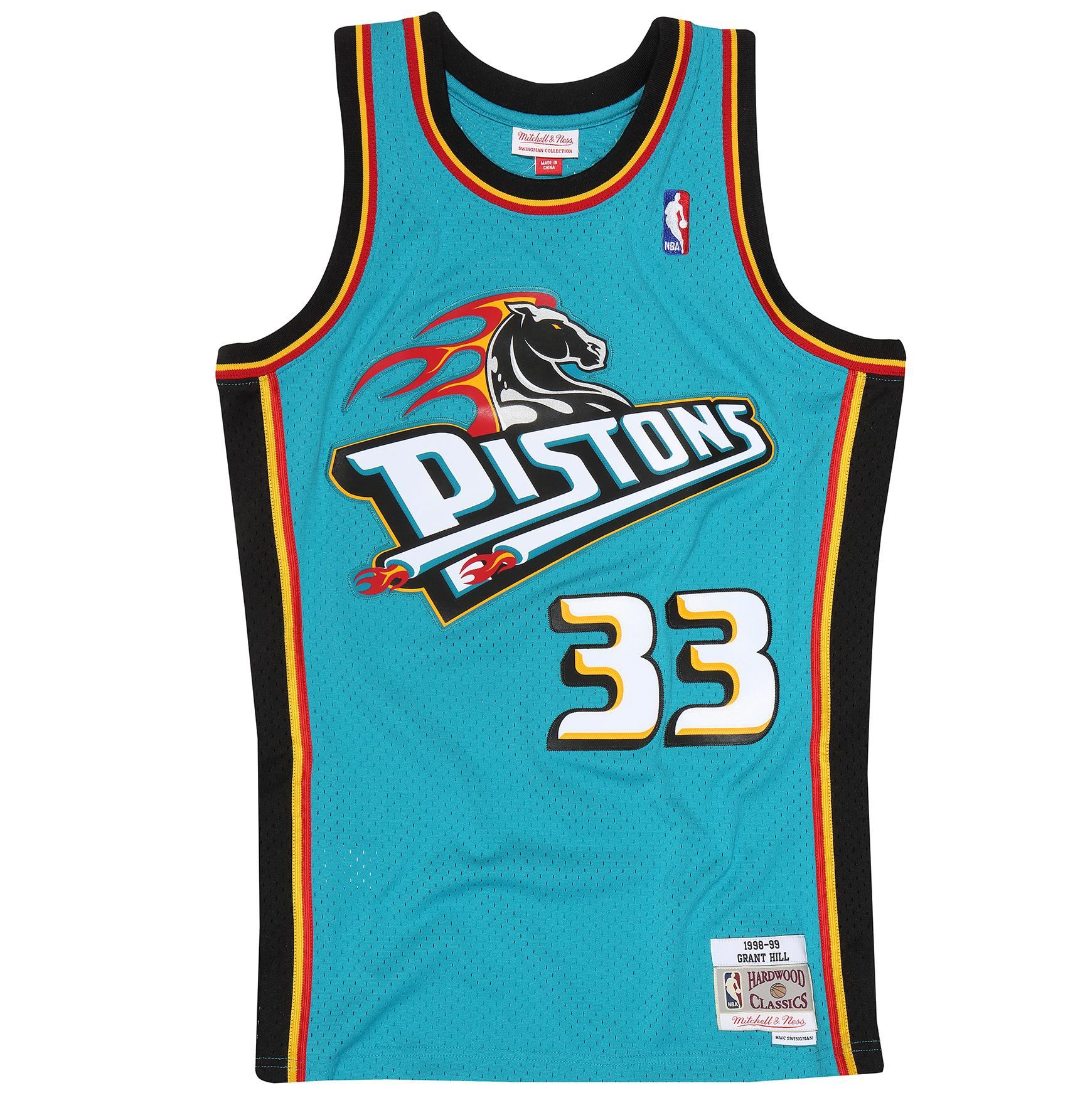 Grant Hill 1998-99 Swingman Jersey Our Price  £90.00 ... 432cd3c33