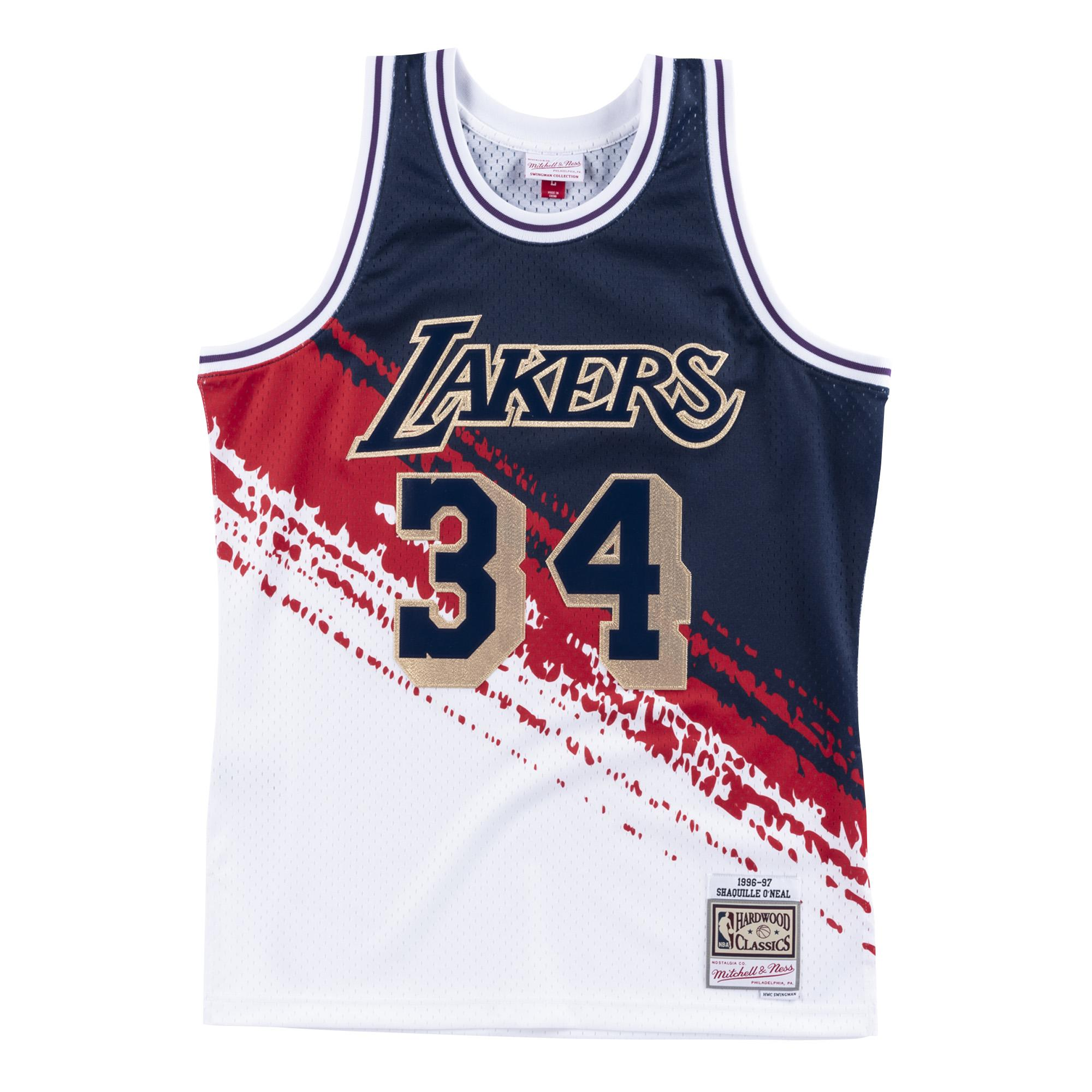 fb4959795 Independence Swingman Jersey- Shaquille O'Neal