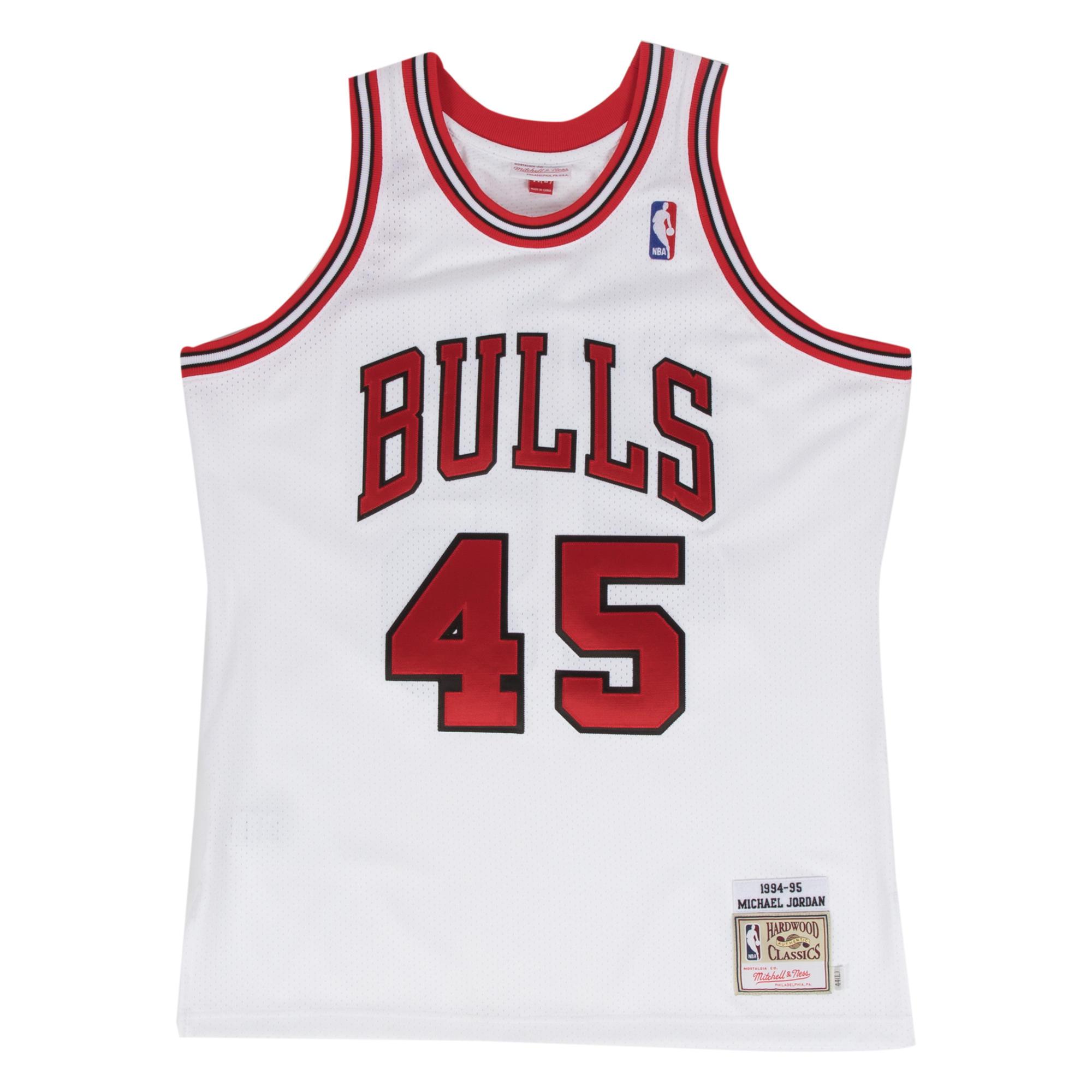 cheaper 4ca0a 5f9fb Mitchell & Ness   Premium Gold Jersey Chicago Bulls 1995-96 ...