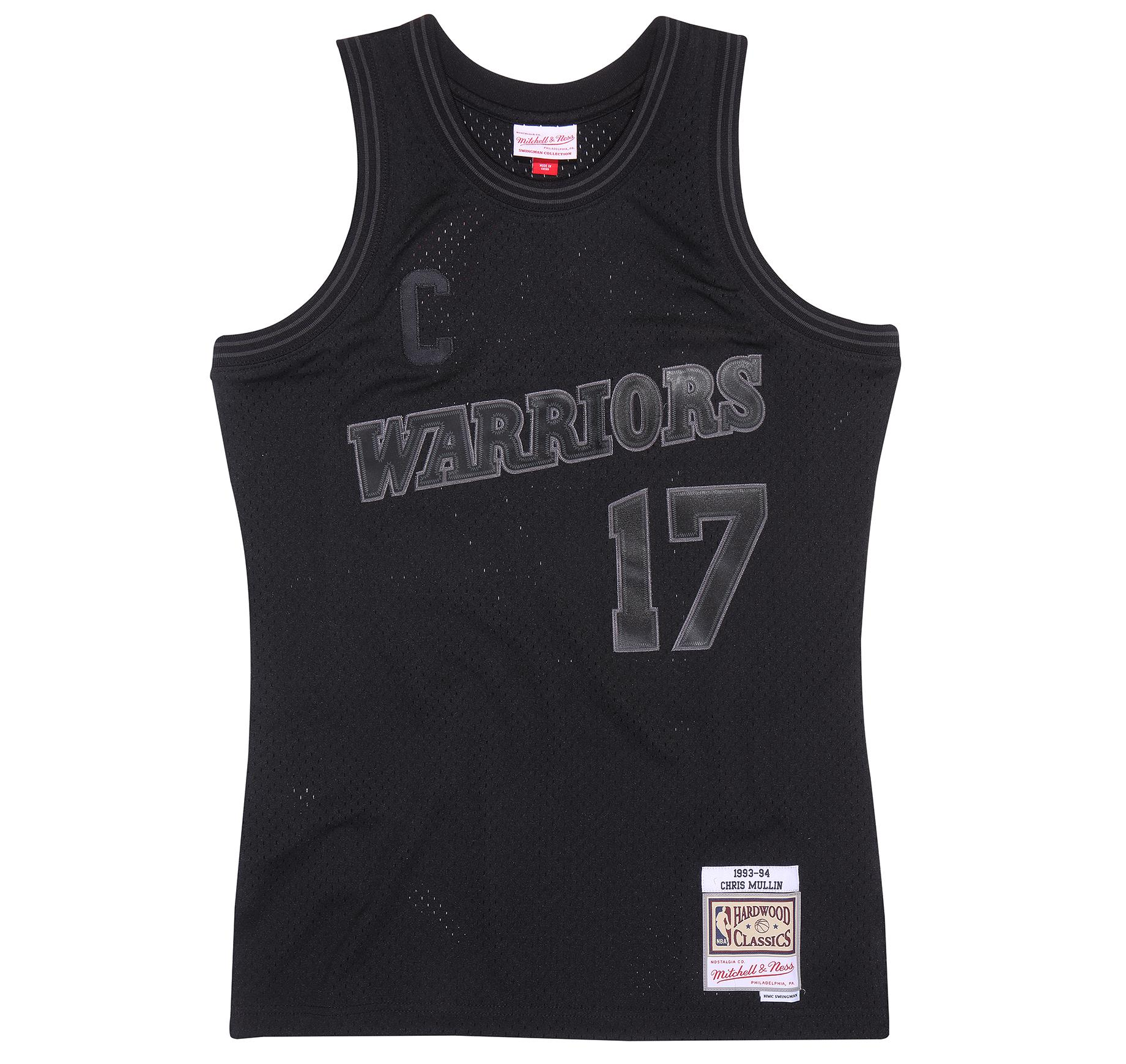detailed pictures f46ec 98b96 ... to Black Chris Mullin Swingman Jersey Our Price  £54.00 ...