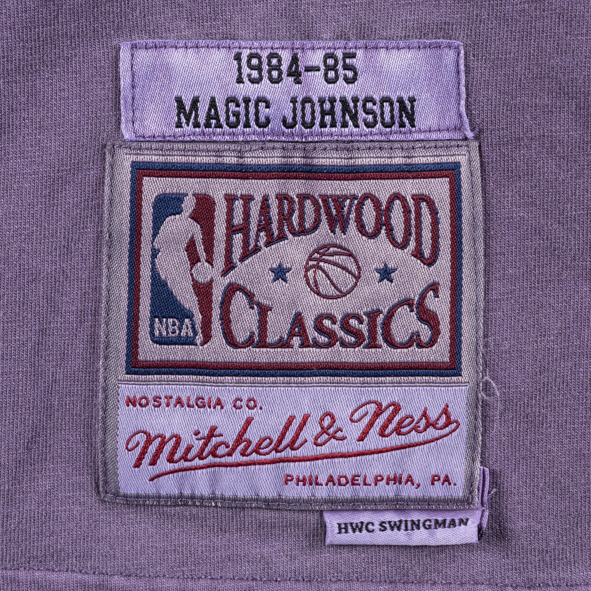 Mitchell & Ness | Washed Out Swingman Jersey Magic Johnson LA Lakers
