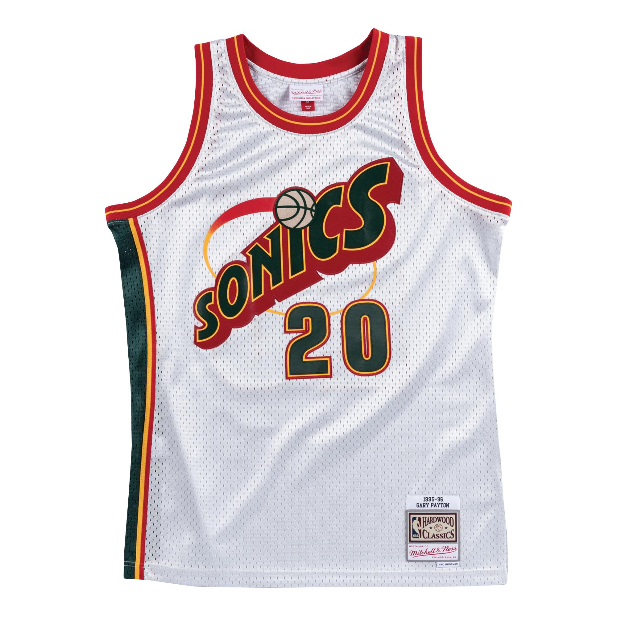 b45e693ed12b0 Platinum Swingman Jersey - Gary Payton. SHOP NOW