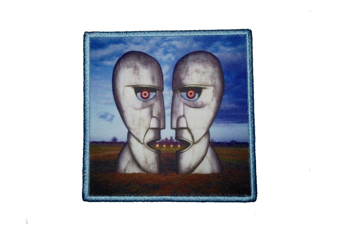 Official Band Merch | Pink Floyd - The Division Bell Album Cover Woven Patch