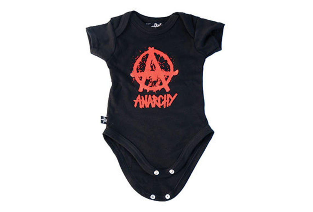 Darkside | Anarchy Baby Grow