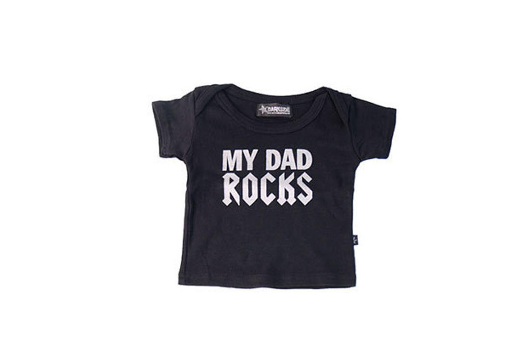 Darkside | My Dad Rocks Baby Tee