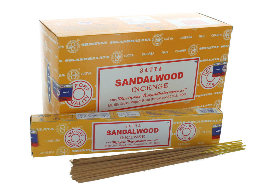 Satya | Sandalwood Incense Sticks