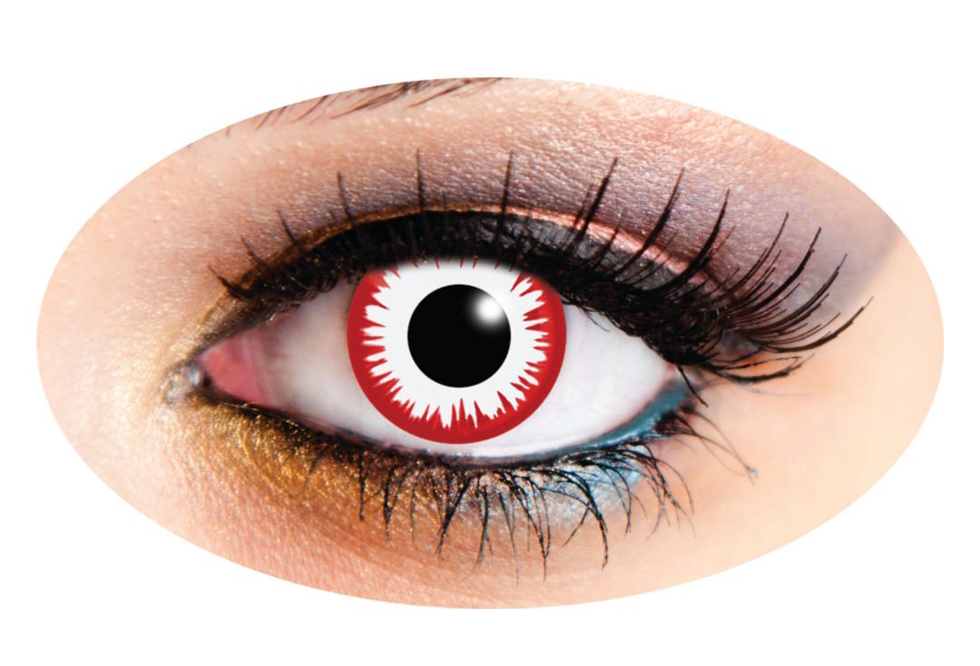 Innovision | Evil Dead 90 Day Contact Lenses