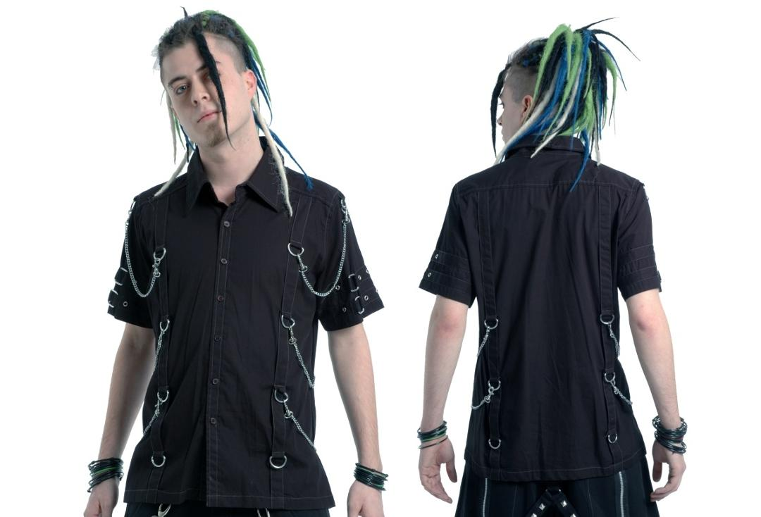 Dead Threads | Chain Side 8817 Short Sleeve Shirt