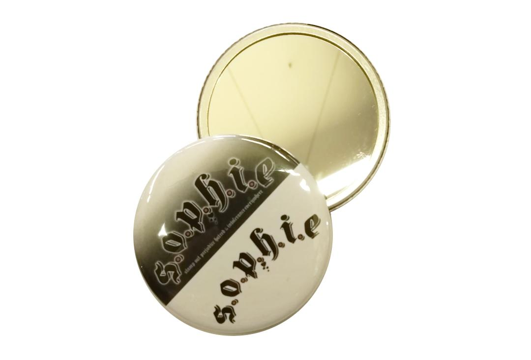 Sophie Lancaster Foundation | SOPHIE Logo Compact Mirror