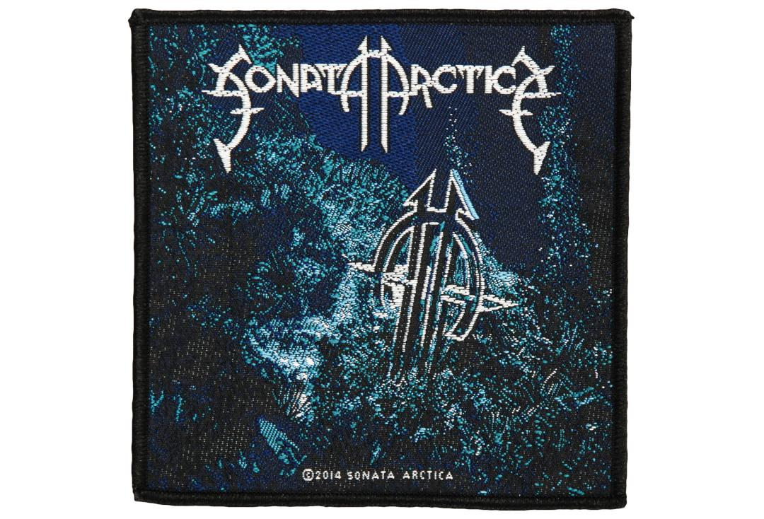 Official Band Merch | Sonata Artica - Ecliptica Revisited Woven Patch