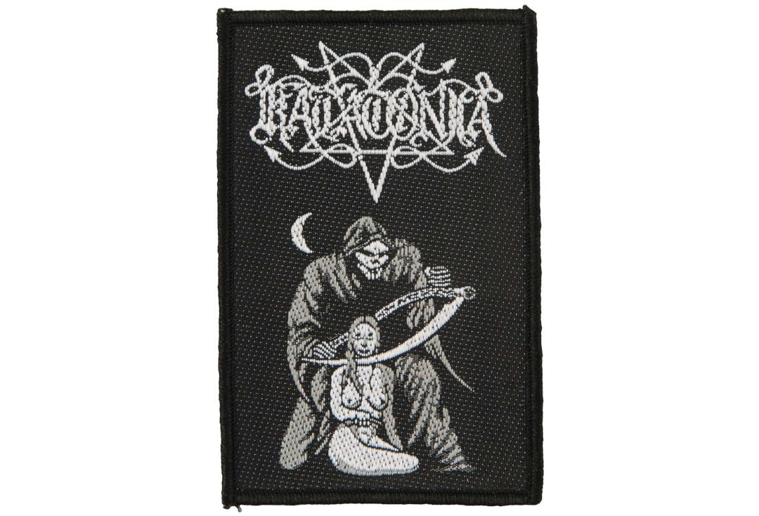 Official Band Merch | Katatonia - Reaper Woven Patch