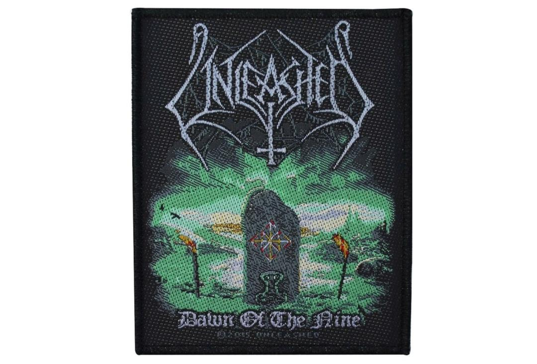 Official Band Merch | Unleashed - Dawn Of The Nine Woven Patch
