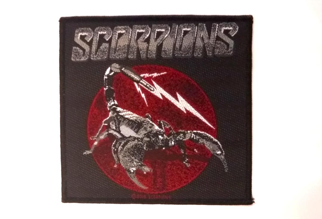 Official Band Merch | Scorpions - Jack Woven Patch