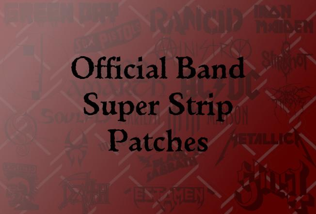 Official Super Strip Patches