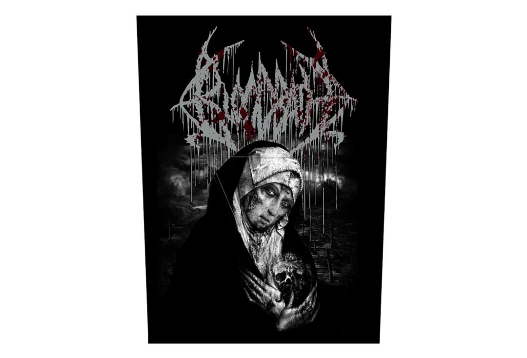 Official Band Merch | Bloodbath - Grand Morbid Funeral Printed Back Patch