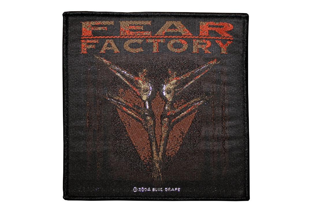 Official Band Merch | Fear Factory - Archetype Woven Patch