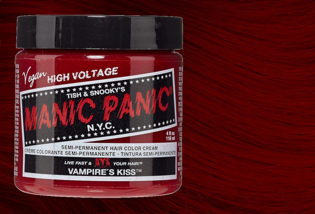 Manic Panic | High Voltage Classic Hair Colours - Vampires Kiss