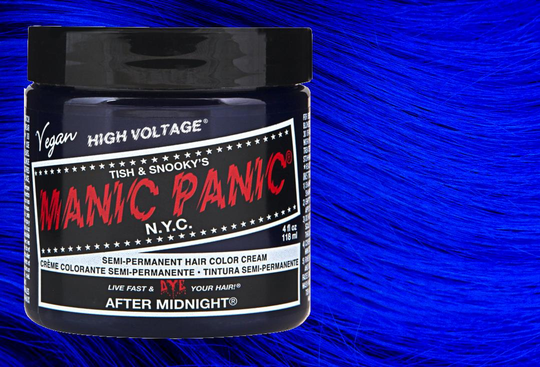 Manic Panic | High Voltage Classic Hair Colours - After Midnight