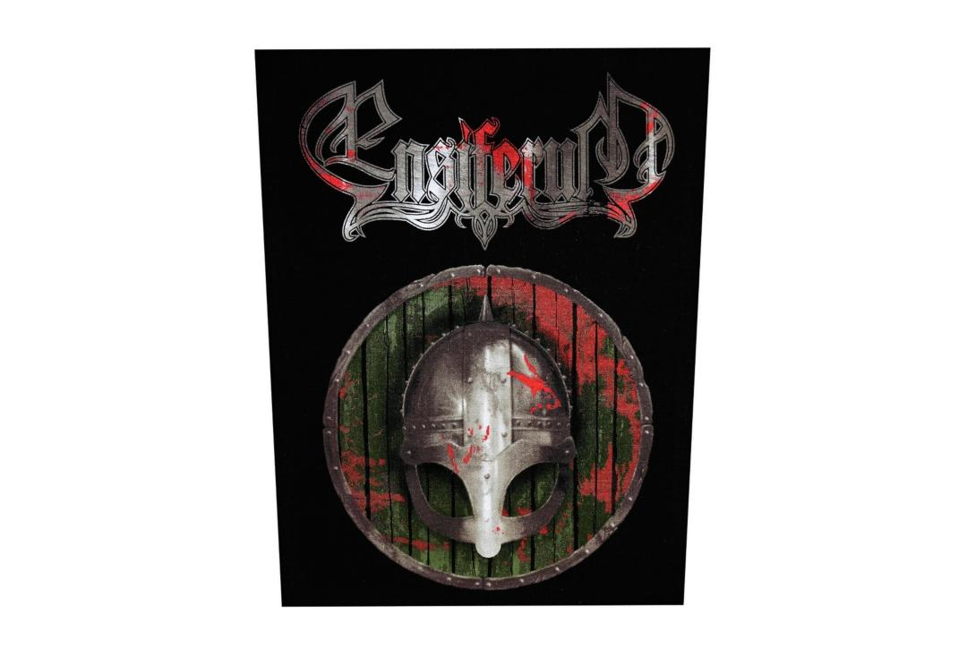 Official Band Merch | Ensiferum - Glory Printed Back Patch