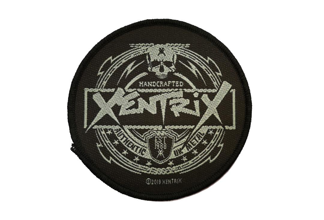 Official Band Merch | Xentrix - Established 1988 Woven Patch