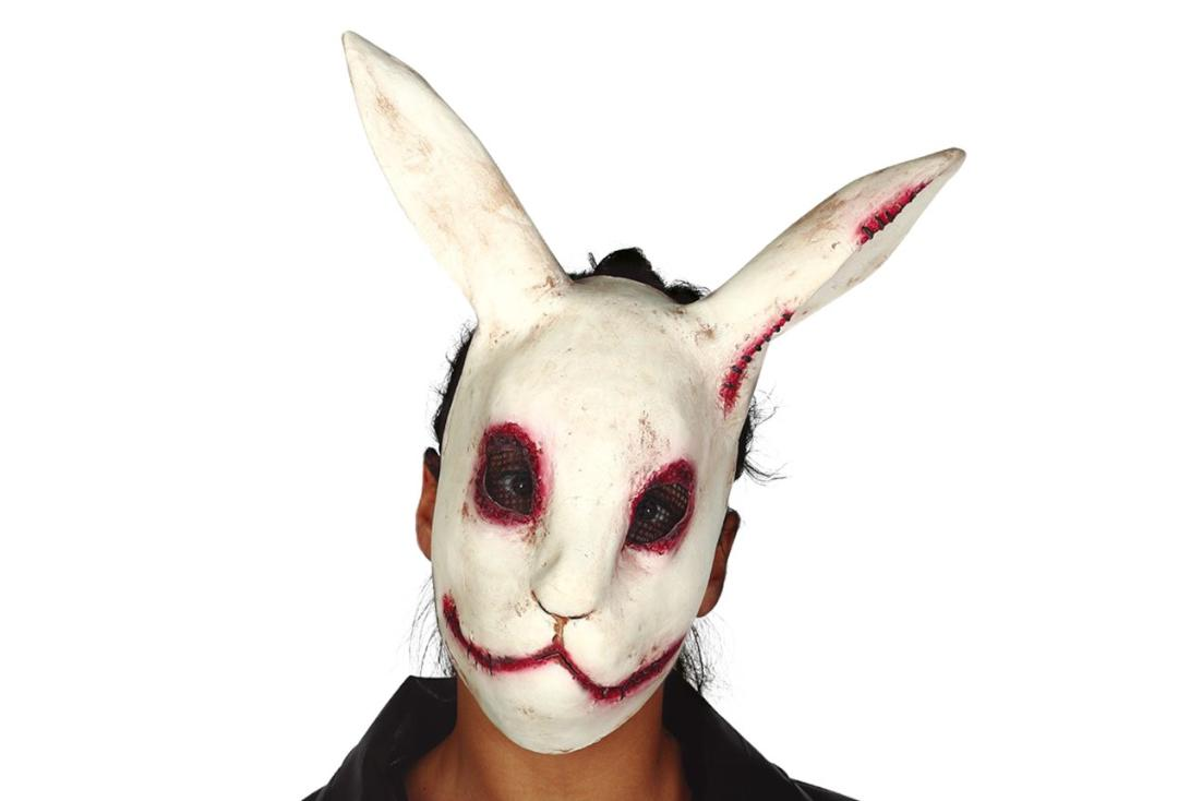 Void Clothing | Terror Bunny Latex Mask