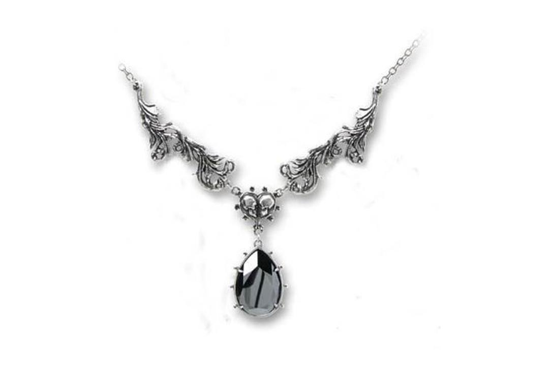 Alchemy Gothic | The Last Caress Necklace