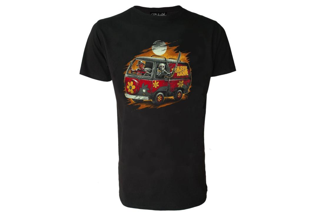 Darkside Clothing | Scooby Horror Machine Short Sleeve Men's T-Shirt