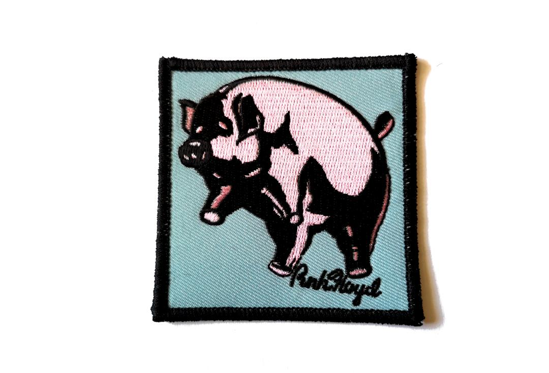 Official Band Merch | Pink Floyd - Animals Pig Woven Patch