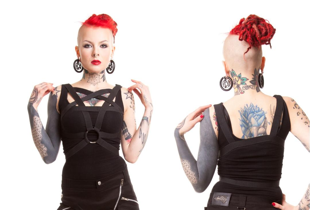 Void Clothing | Pentagram Harness