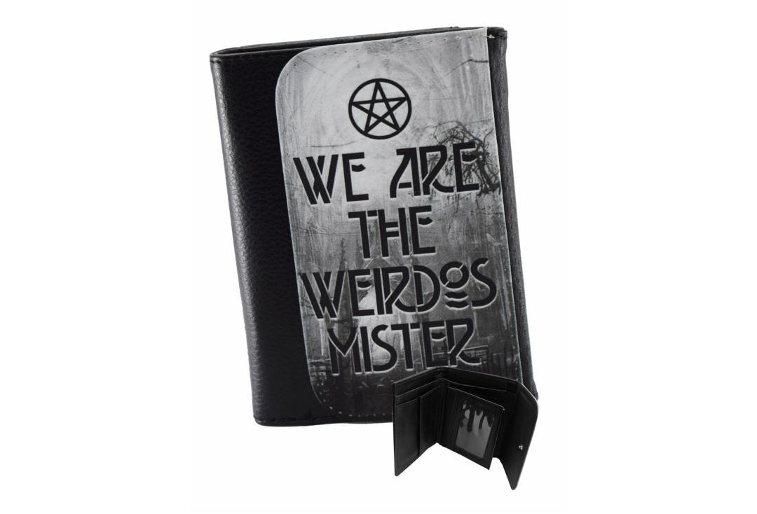 Darkside | We Are The Weirdos Mister Wallet Wallet - Front